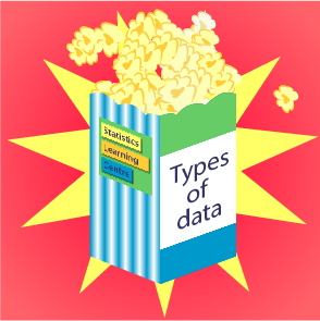Costing no more than a box of popcorn, our snack-size course will help help you learn all you need to know about types of data.