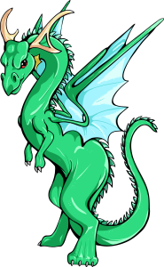 One of the species of dragons included in our database