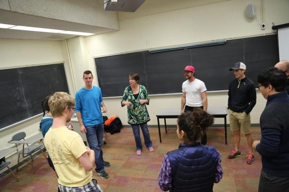 Improvisation in the Mathematics Classroom